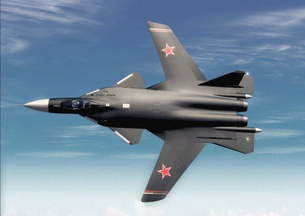 See This Picture? Russia Hoped This Fighter Jet Would Be a Game-Changer. It Failed.
