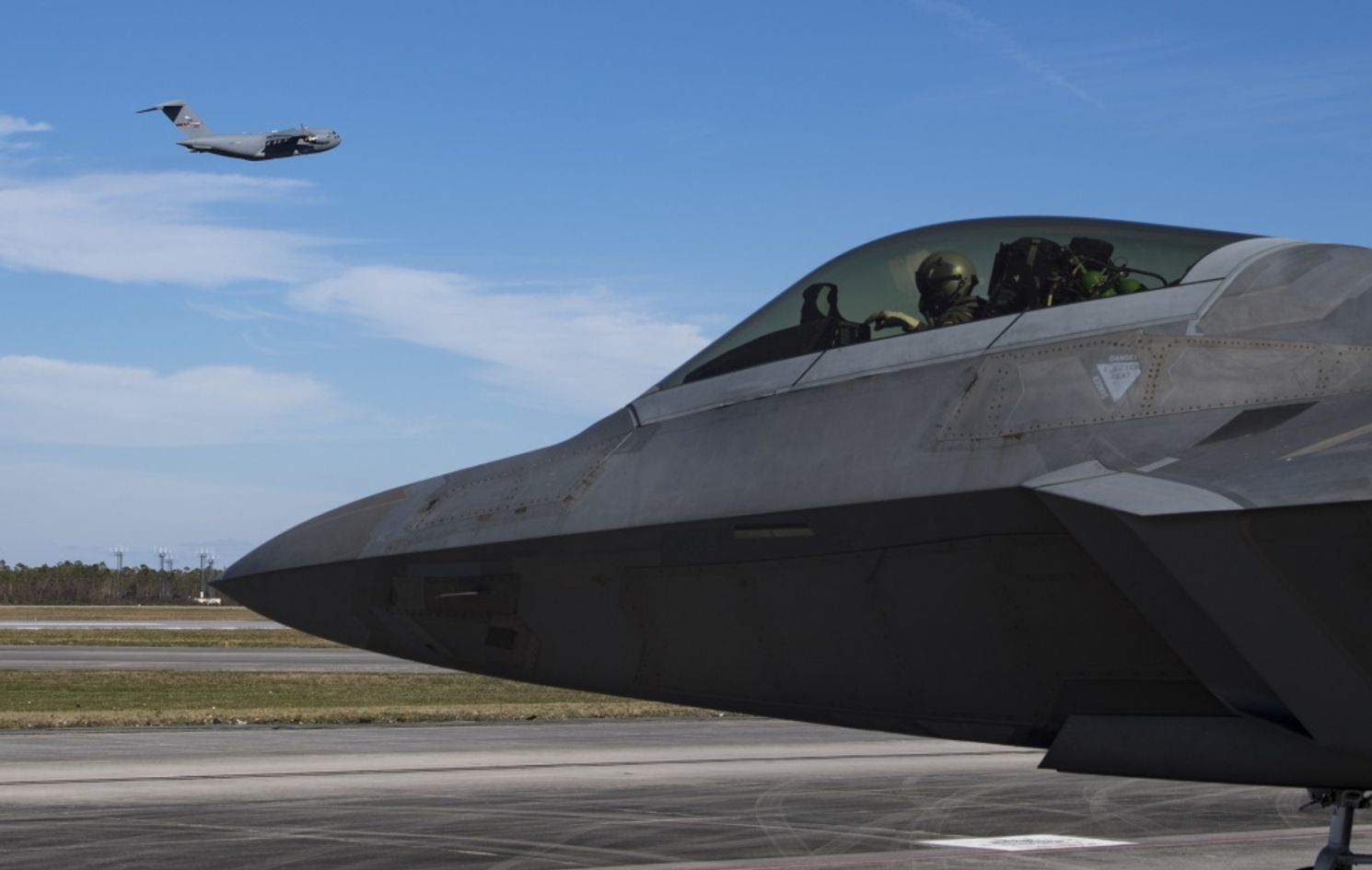 Iran's Worst Fear: America Gives Israel F-22s and B-52 Bombers