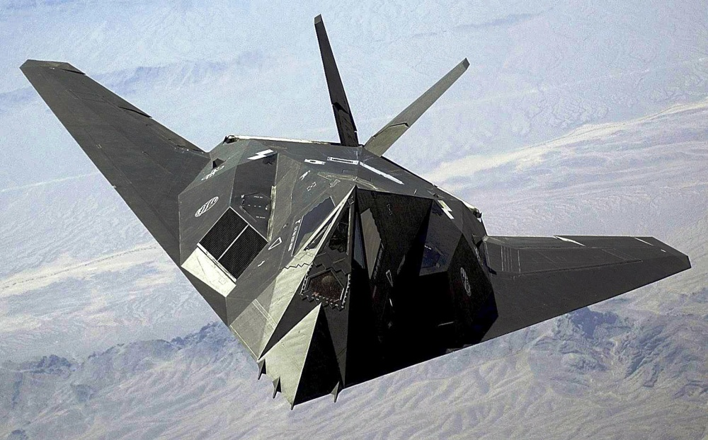 Question: Who Built the Stealth F-22, F-35, F-117 the U-2 and More?