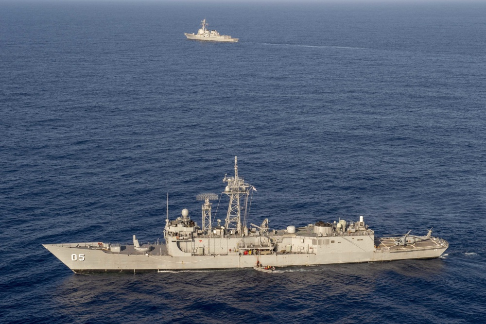 The U.S. Navy Wants Frigates That Can Pack a Punch