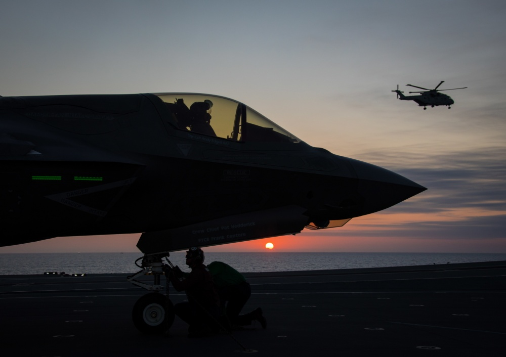 America's Nightmare: What If Aircraft Carriers, Submarines and Stealth are All Now Obsolete?