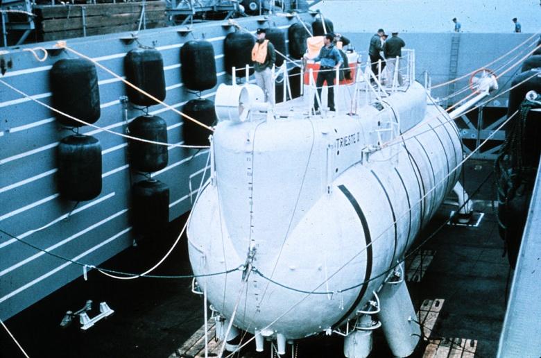 Spy Sats and Subs: The U.S. Military's Secret Deep-Sea Operations