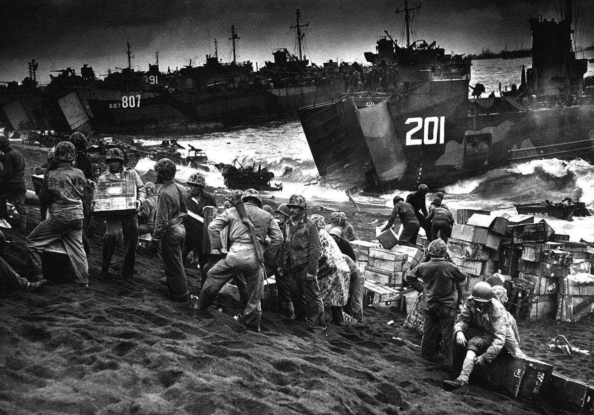 Marine Who Served on Iwo Jima Recalls the Time a Japanese Soldier Asked for Some of His Hot Chocolate