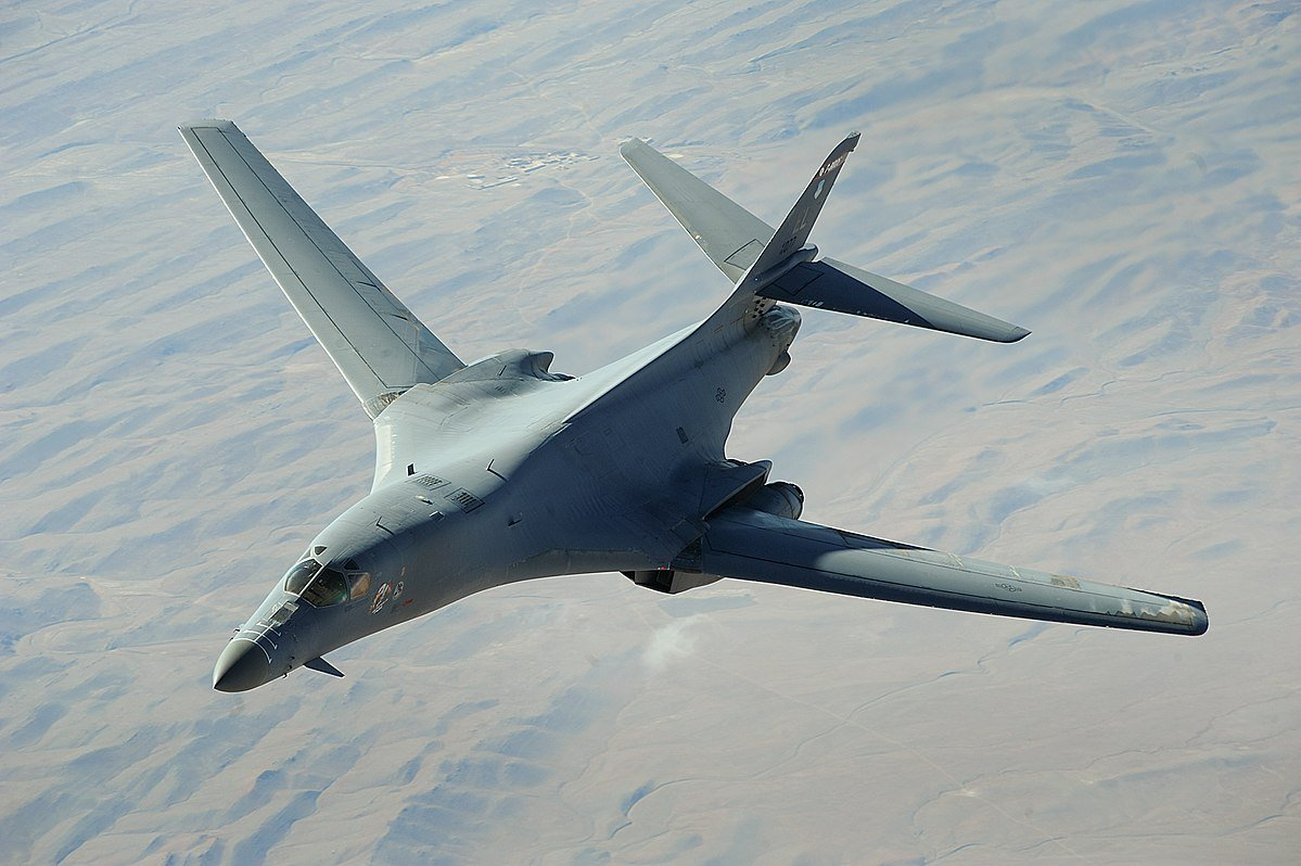 A Flying Missile Truck: What the B-1 Lancer Can Really Do