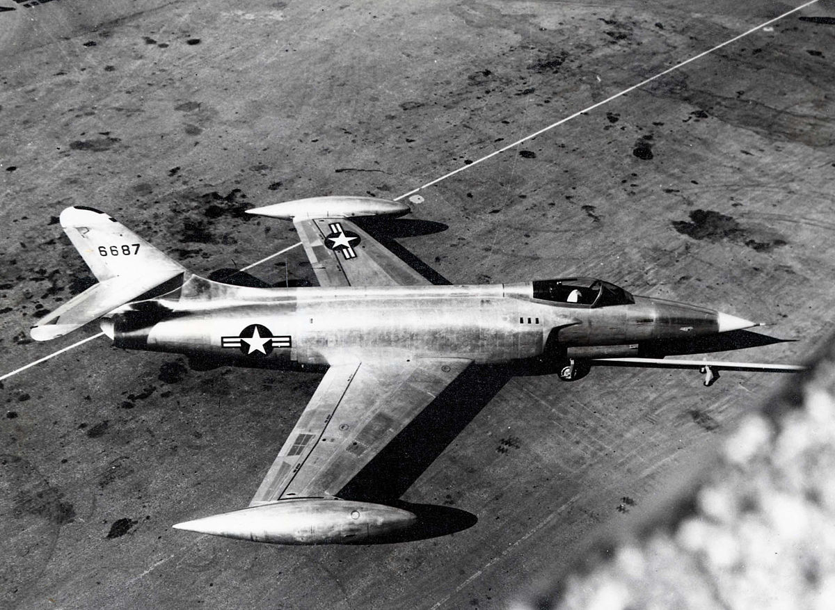 Meet the Legendary XF-90 Fighter (It Survived Nuclear War)