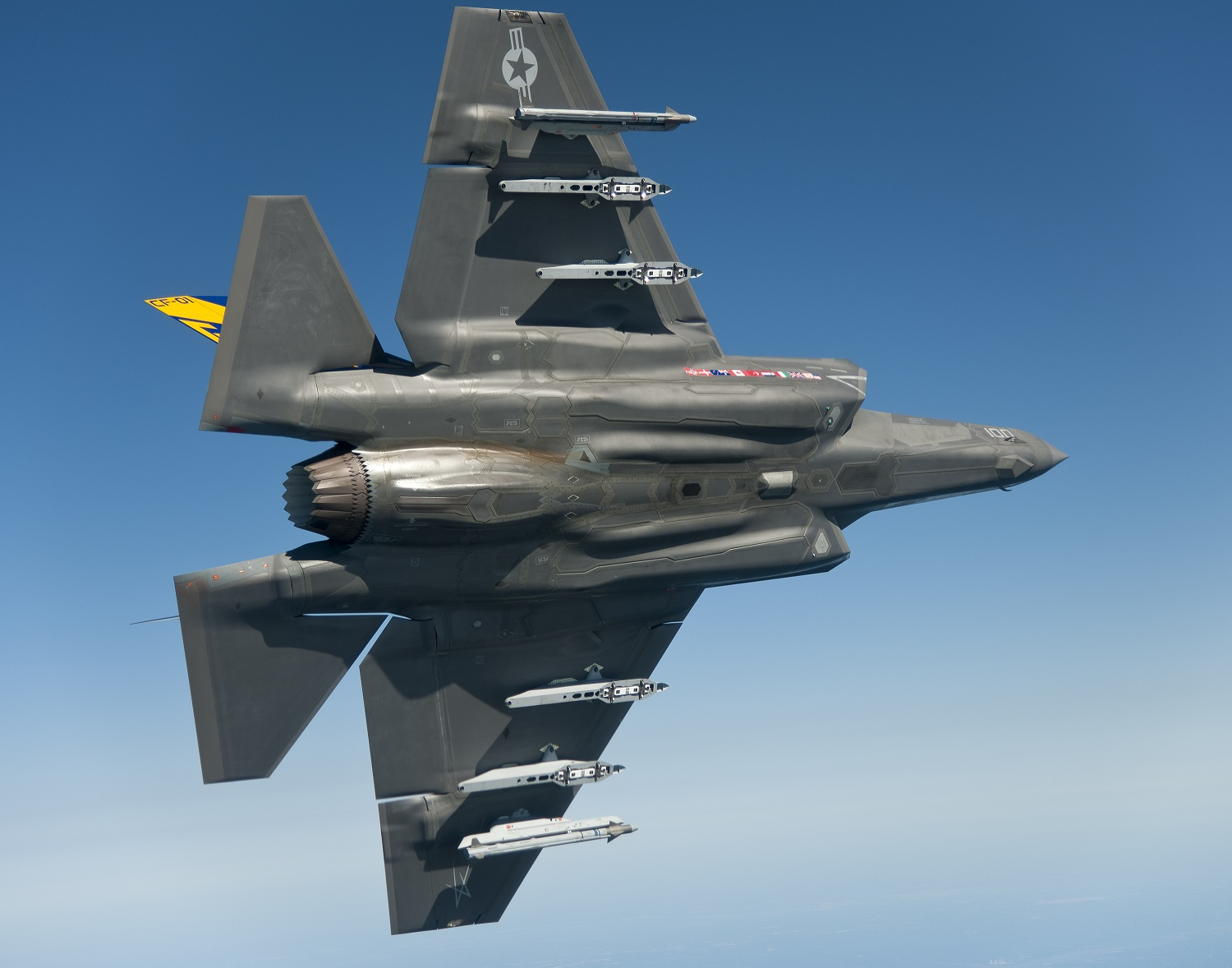 This Video Proves Why America's F-35 Stealth Fighter Is So Dangerous