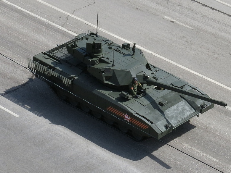5c32d691557d Surprise  Russia s Lethal T-14 Armata Tank Is in Production