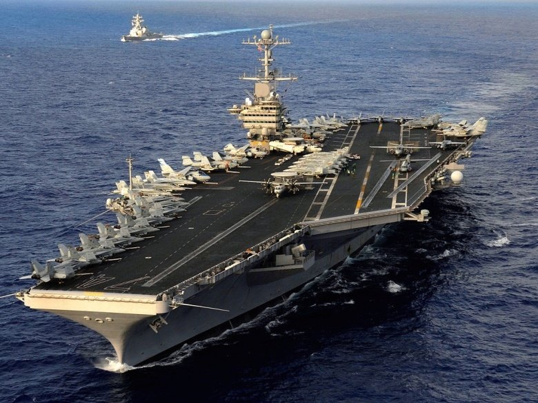 America's Aircraft Carriers, Submarines and Stealth Weapons: All Obsolete?