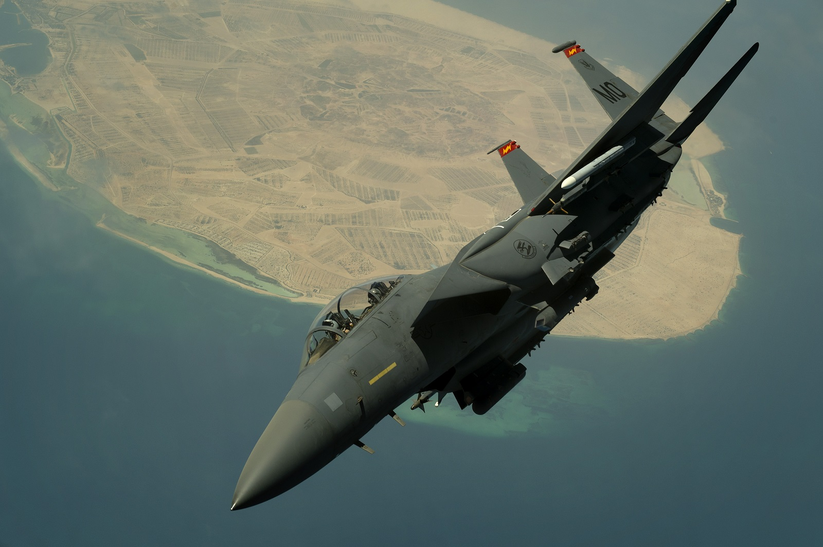 The New F-15X: This Could Be a Poor Man's F-35 (But Is It a Good Idea?)