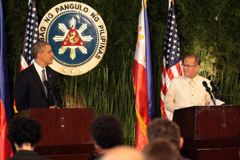 The Philippines China U S Triangle A Precarious Relationship National Interest