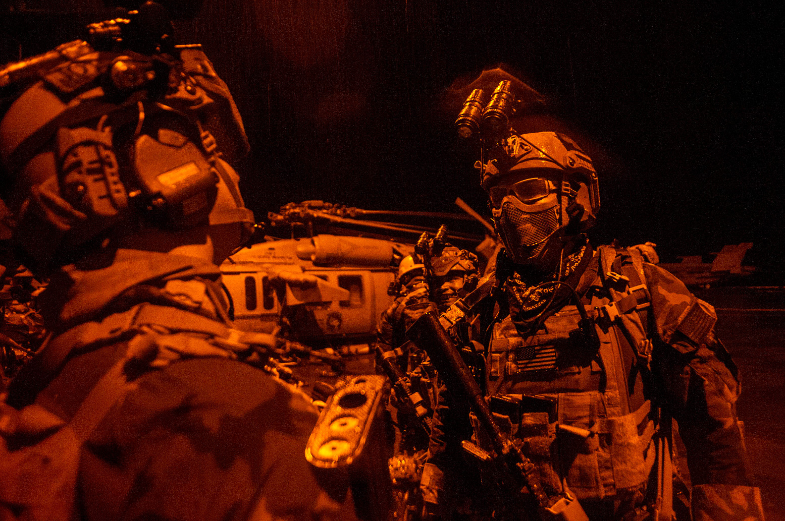 Seeing Through Walls? The New Tech U.S. Special Forces Want