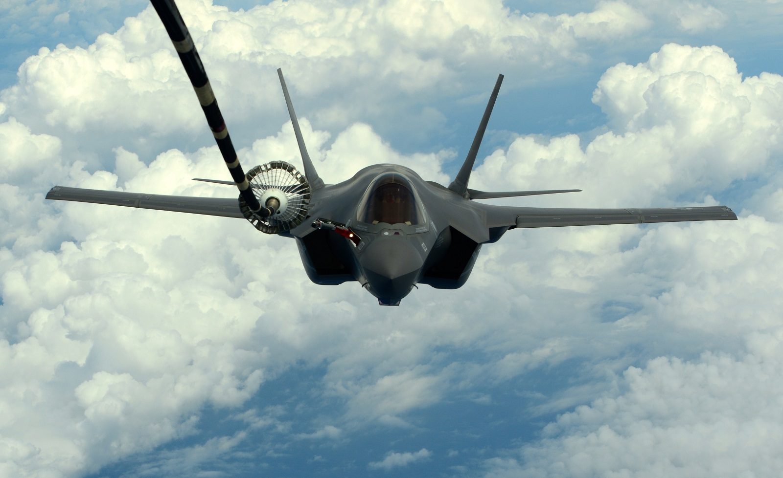 Skyborg: The Air Force's Robot Wingman That Could Fly Into Battle with an F-35