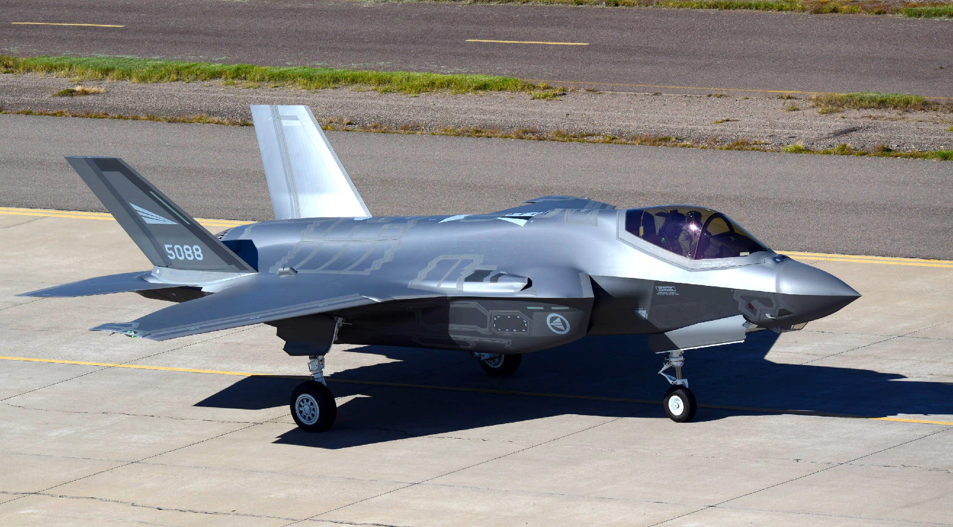 F-35 Could Become a 'Navy' Killer (Courtesy of Norway)
