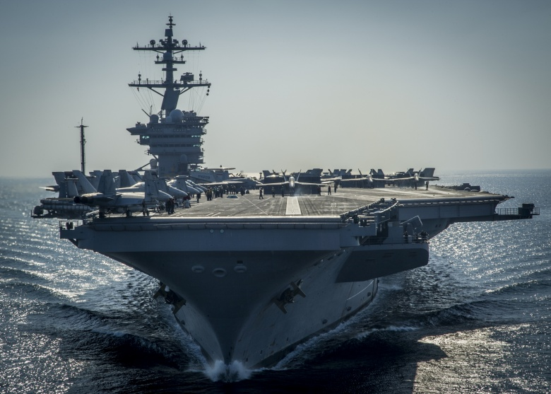 U.S. Overseas Bases Are Much More Vulnerable Than Aircraft Carriers