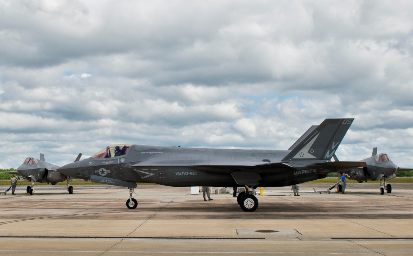 America's F-35 Has Some Problems, And Iran Has Taken Notice