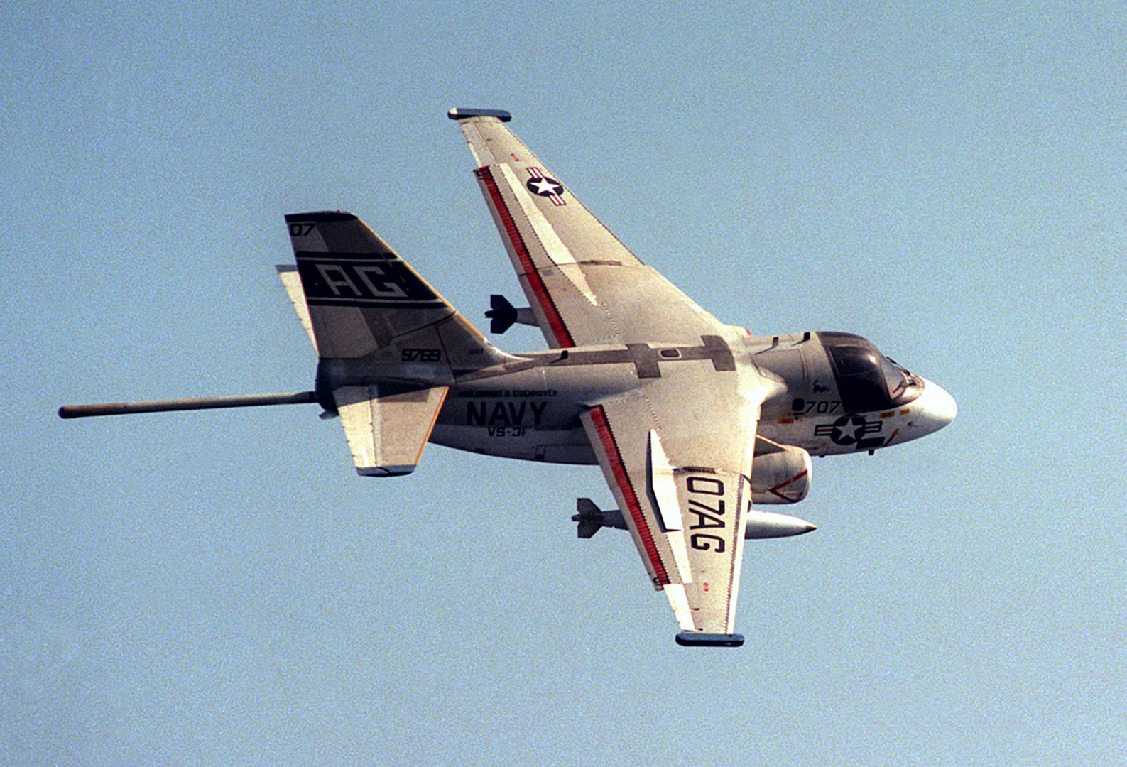 Meet The S-3 Viking: Sub Hunter, Spy Plane, Aerial Tanker, And Even Attack Jet