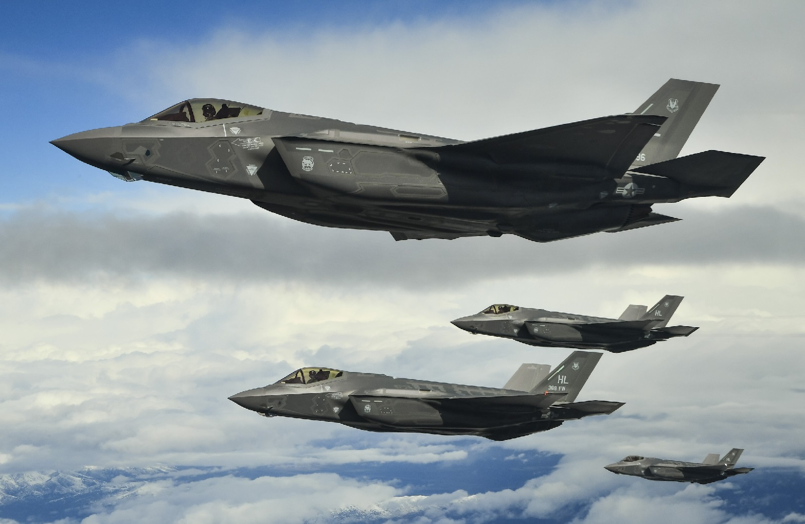 6th Generation Fighters: Why What Replaces the F-22 and F-35 Will