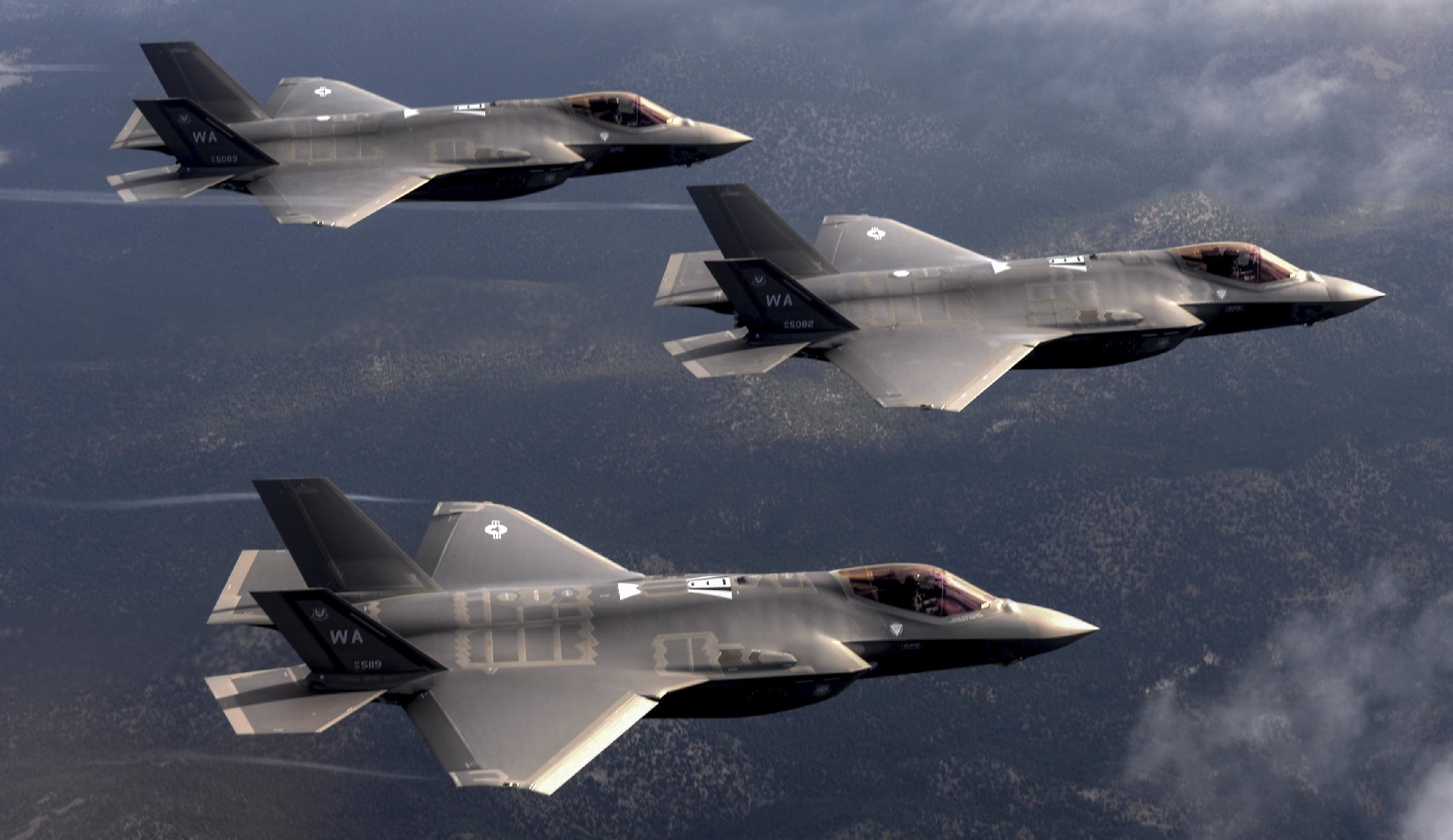F-35s vs. the World: Who Will Win Canada's Big Fighter Jet Deal?