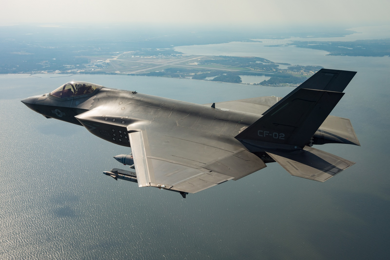 F-35s, Lasers, Drones and More: The U.S. Military's Missile-Defense Plan Won't Work