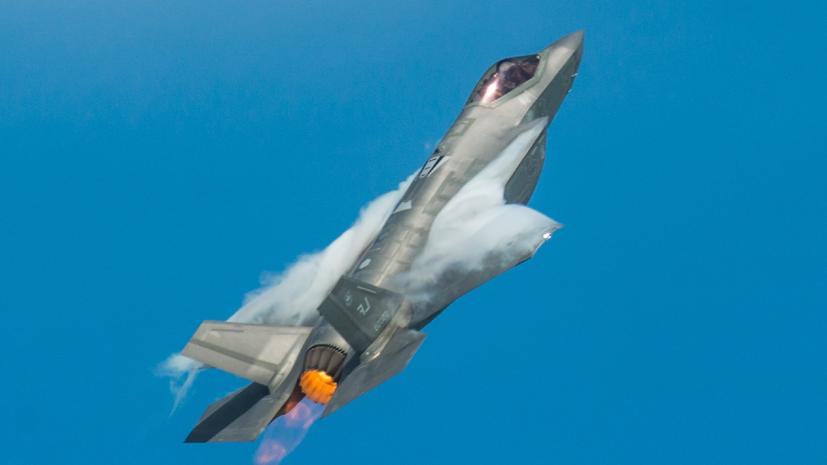 Death by Stealth: How the F-35 Is Destroying Enemy Fighter Jets in War Simulations