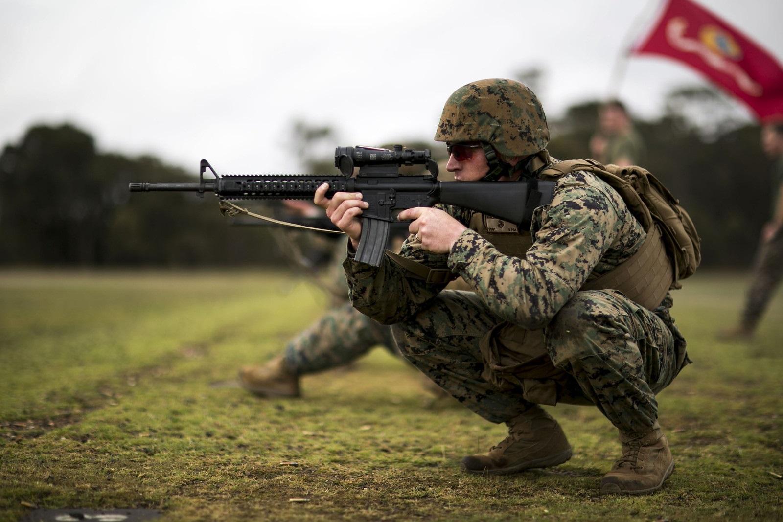 U.S. Marines vs. Navy SEALs: The Marines School the SEALS in 1 Key