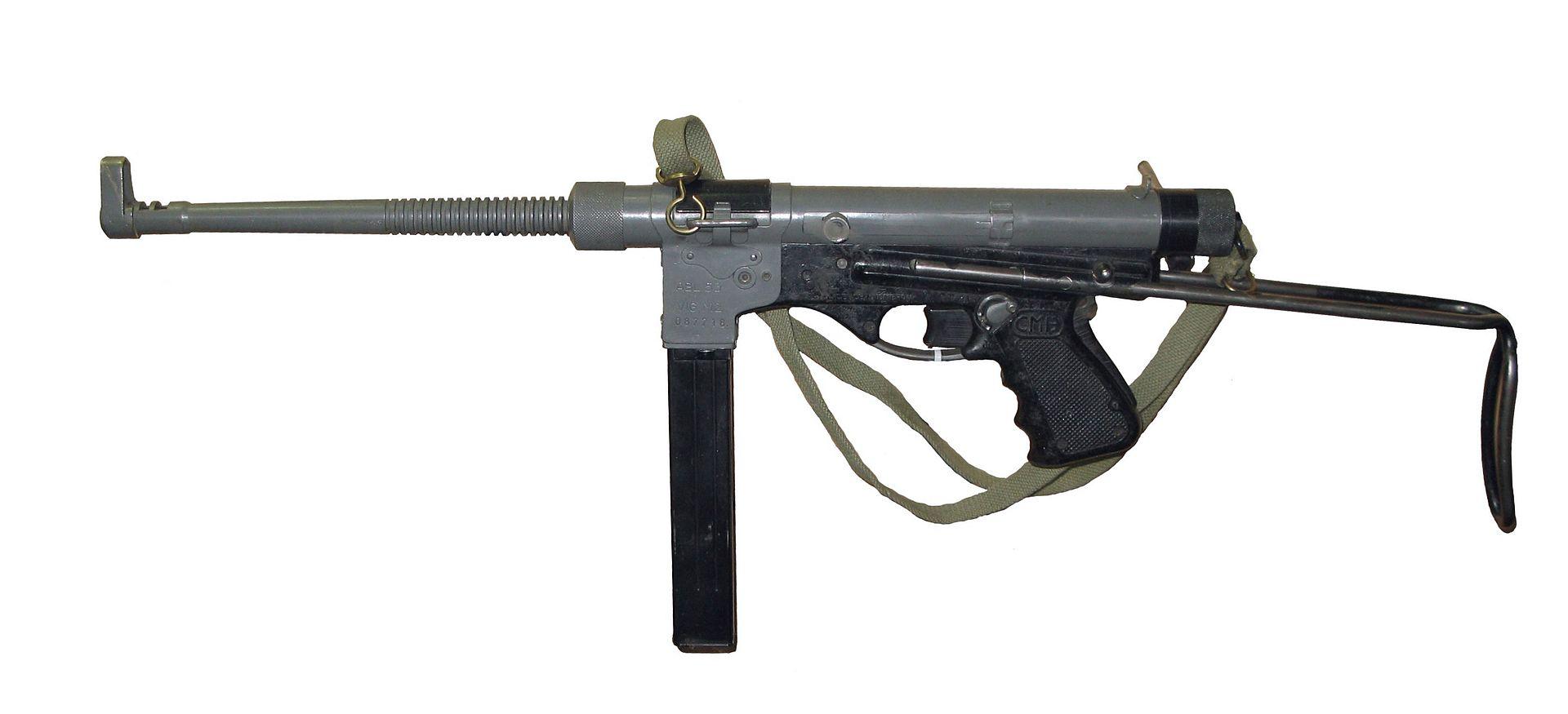 Belgium's Vigneron Submachine Gun—A Gun That Took The Best ...