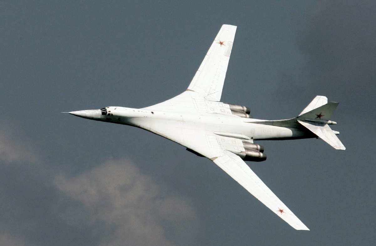 Russia's 'New' Tu-160M2 Strategic Bomber: A Waste of Rubles?