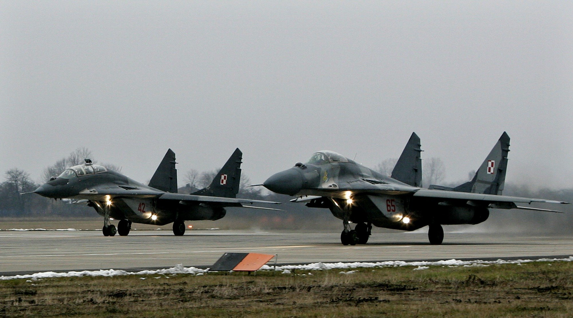 Thanks To Poland, U.S. Pilots Got To Fly Russian MiG-29 Fighter Jets