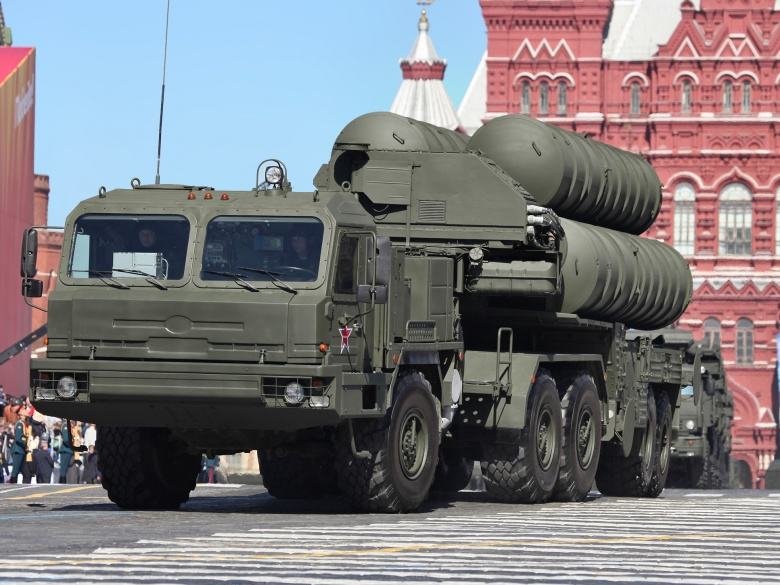 U.S. Air Force Fears Russia's Lethal S-400 in Europe