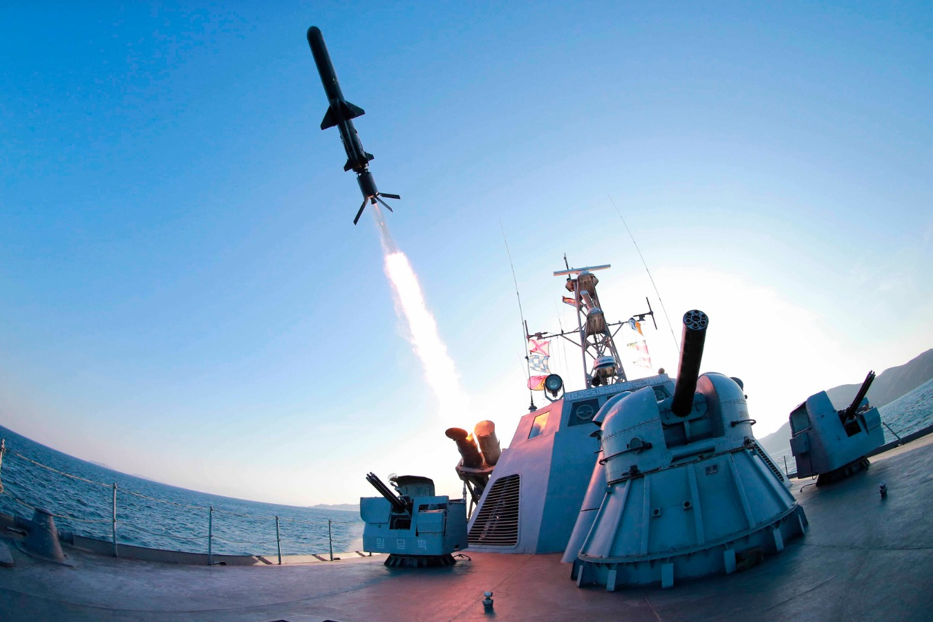 Iran Has A New Powerful Cruise Missile, But It Isn't All That It Seems