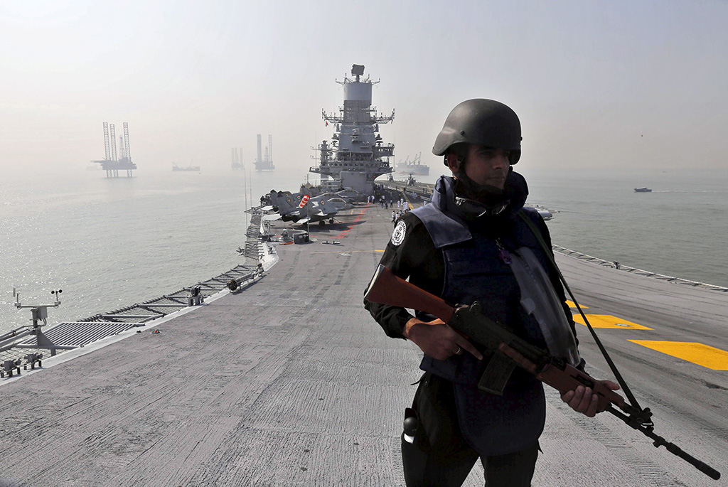All Sales Are Final: Why India Regrets Buying a Russian Aircraft Carrier