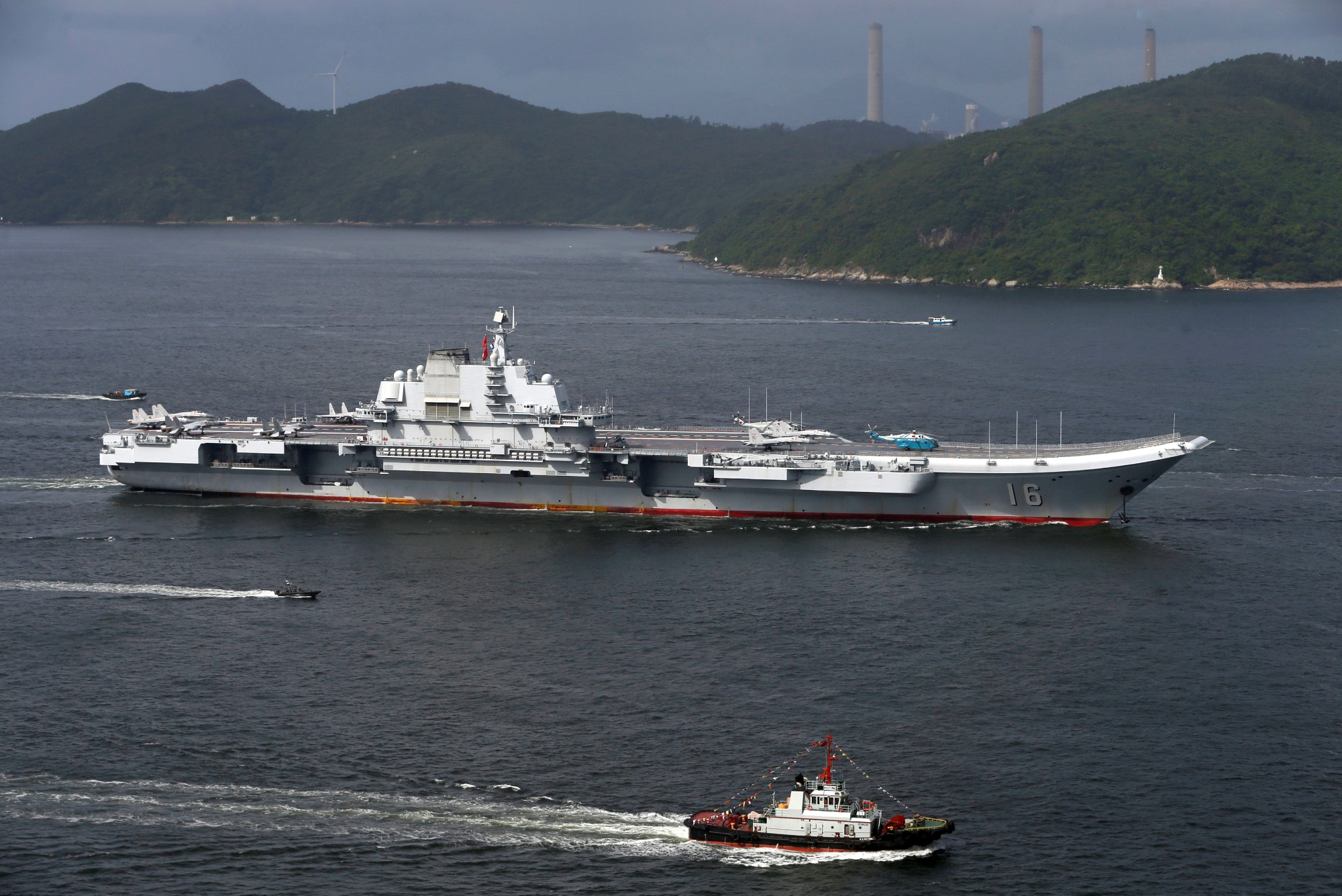 Just How Powerful Are China's Aircraft Carriers? | The ...