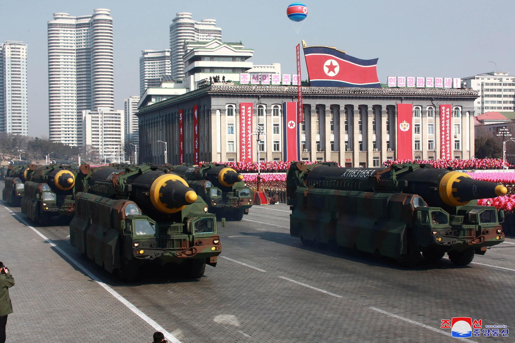North Korea - cover