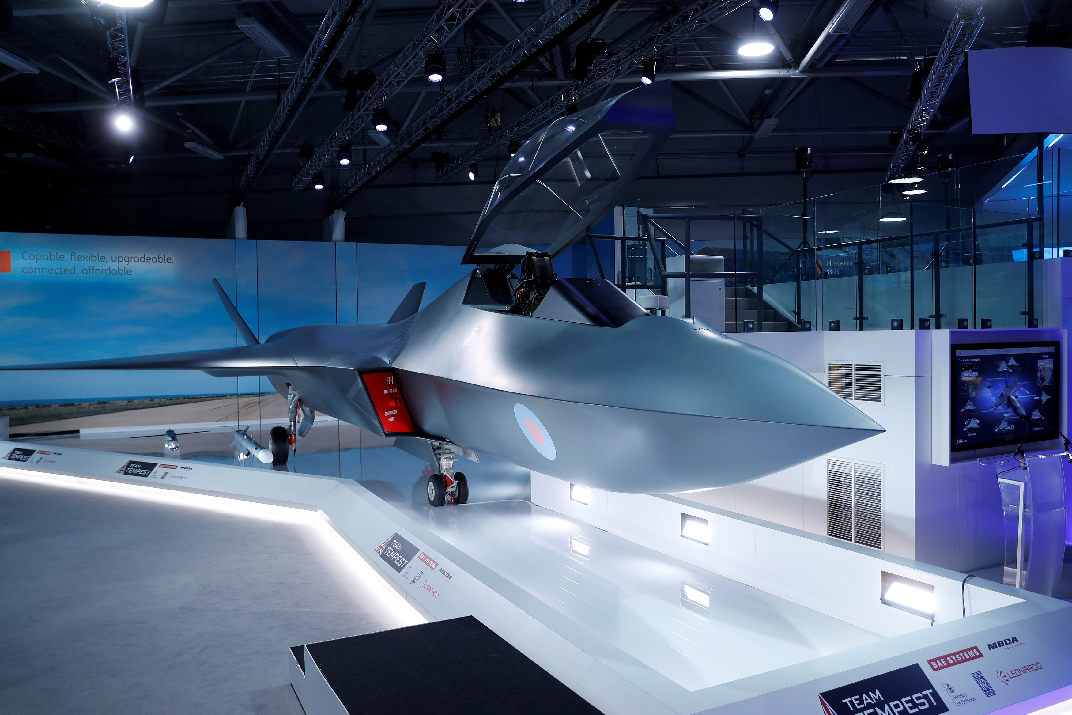 Forget the F-35: The Tempest Could Be the Future (Armed with