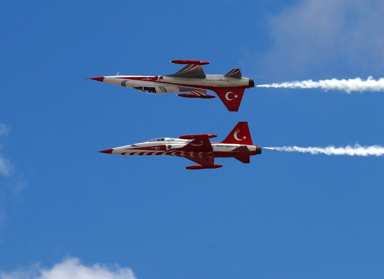 How Turkey Brought Down its Own Air Force