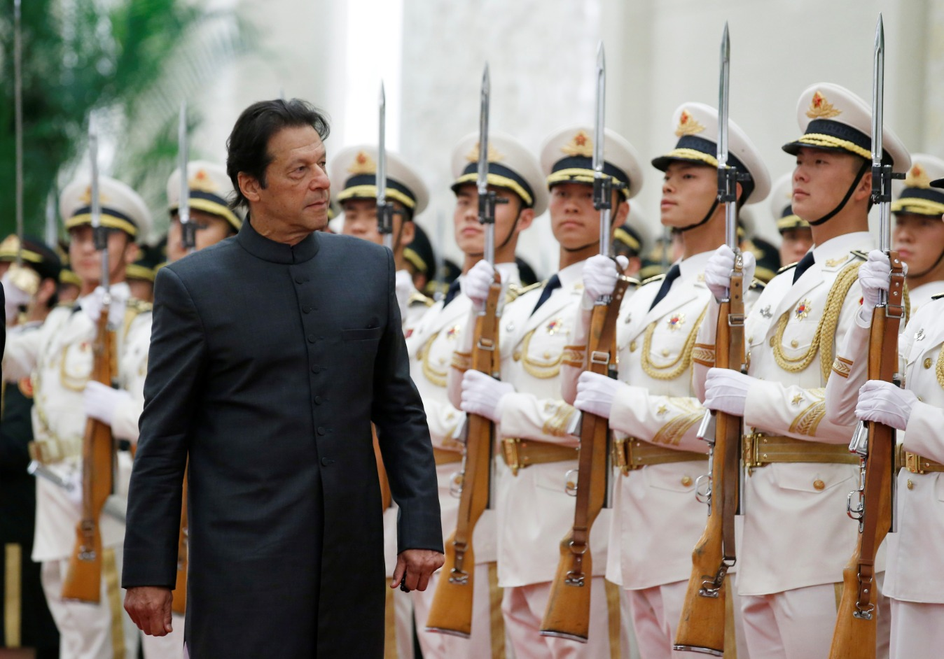 How China Is Humiliating Pakistan