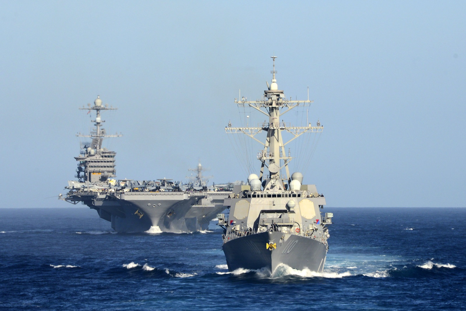 The U.S. Navy Is Developing Robot Warships for Fighting China
