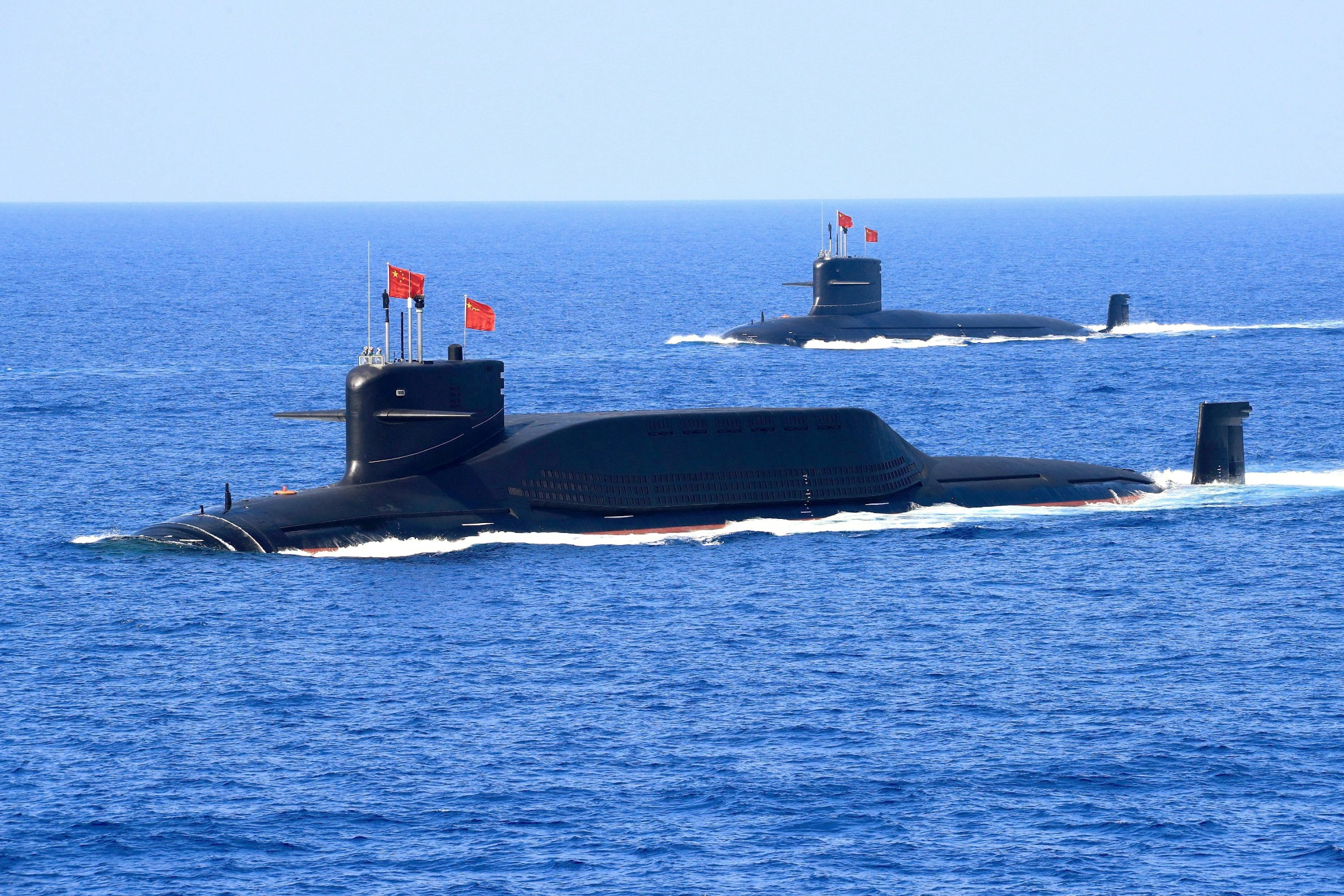 Why China's First Ballistic Missile Submarine Only Set