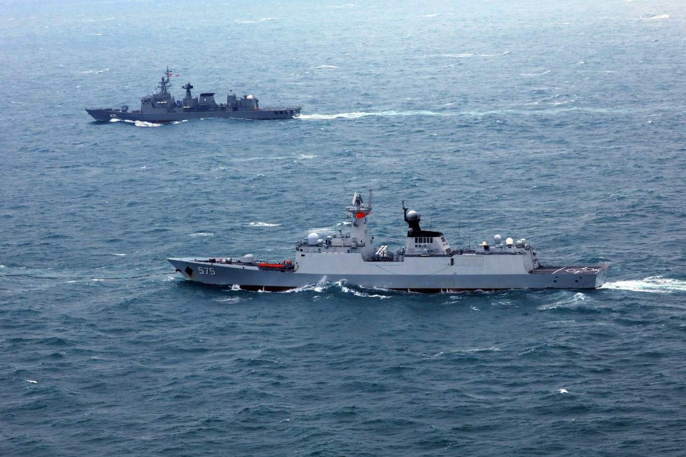 How Big Of A Threat To America Is China's Naval Expansion
