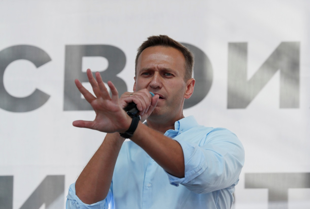 What The Navalny Affair Really Exposes The National Interest