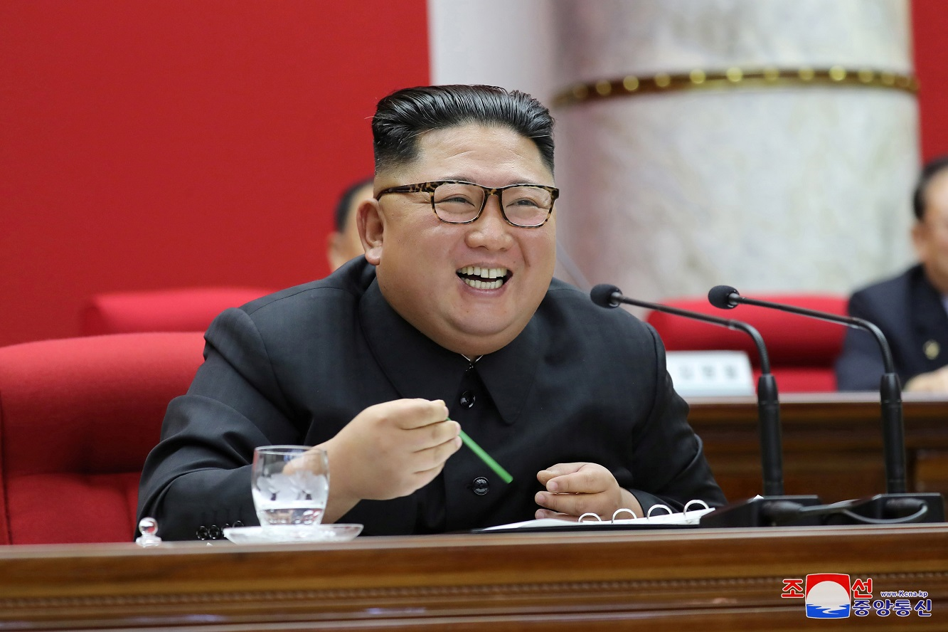 Wanna Know Why Kim Jong-Un Is Smiling? He's 'Sitting' on Trillions of Dollars.