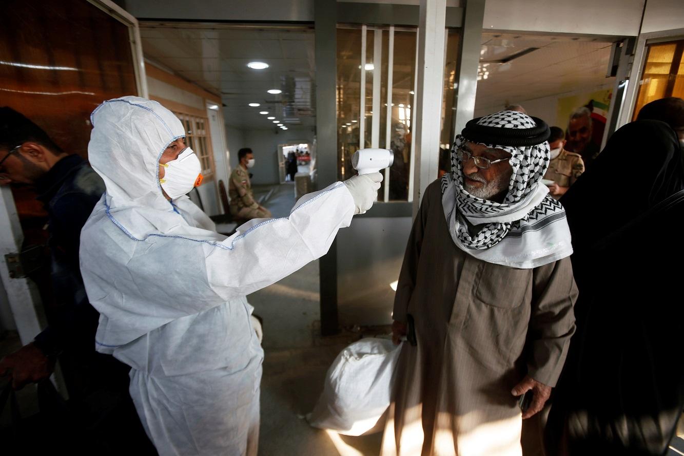 Iran's Coronavirus Disaster Will Spread