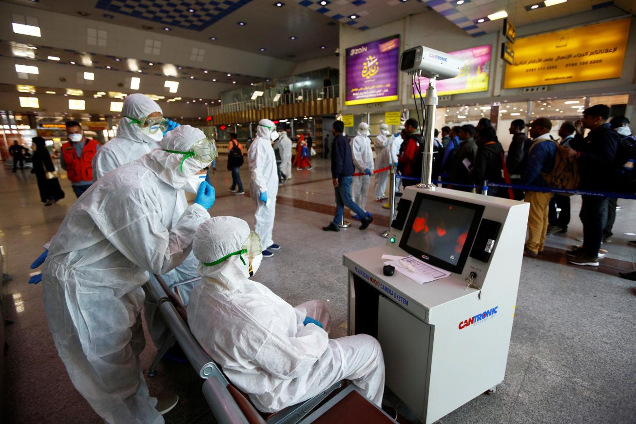 I Flew Internationally During the Coronavirus Pandemic—Here's What ...