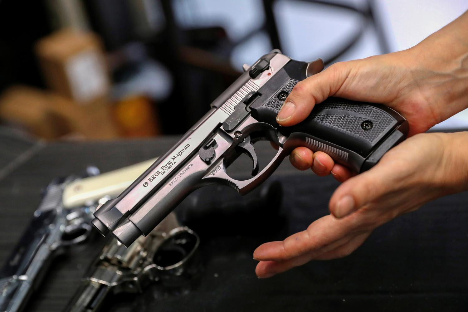 Buying a Gun for Self Defense or Your Home? 5 Things You Need to Know. |  The National Interest