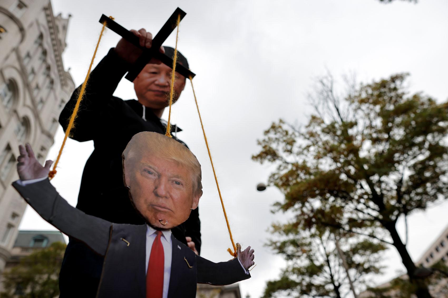 Trump's Big Mistake: America Is Making China Great Again
