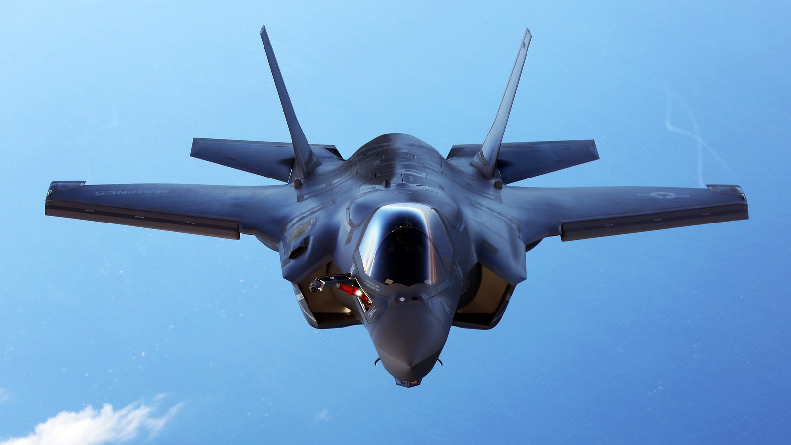 The Marines' Version of the F-35 Is Already Waging War