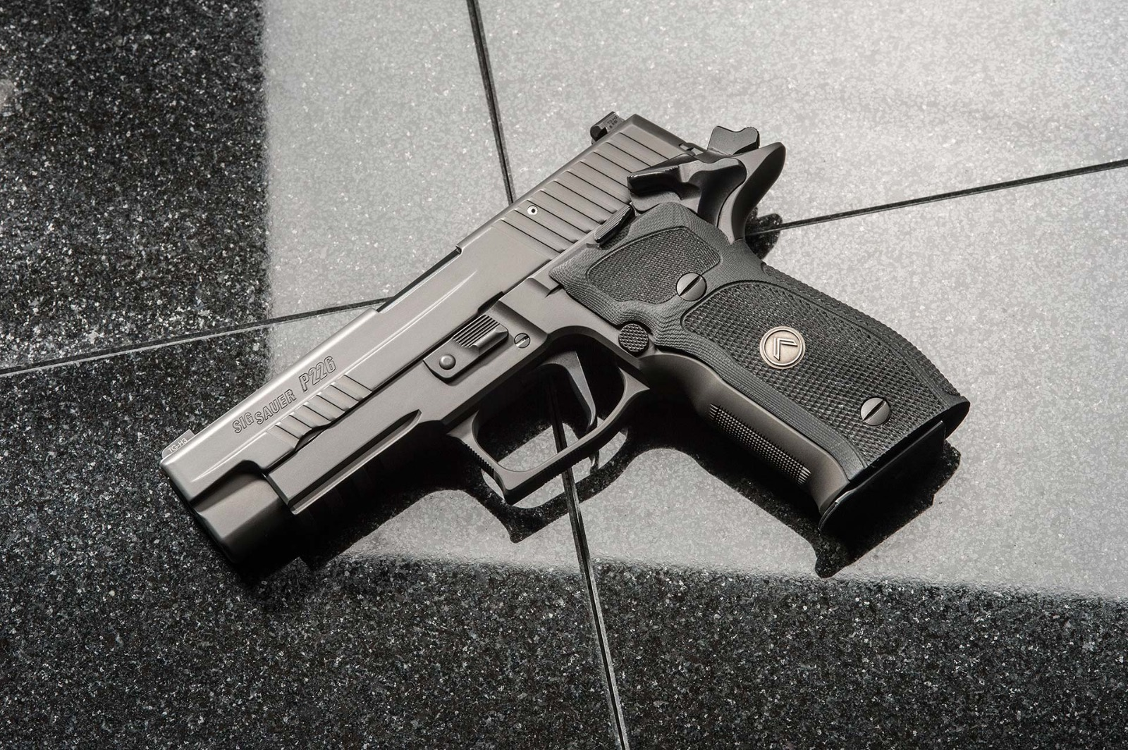 Meet Sig Sauer's P226: The Gun Used For Decades By The Elite Navy SEALs
