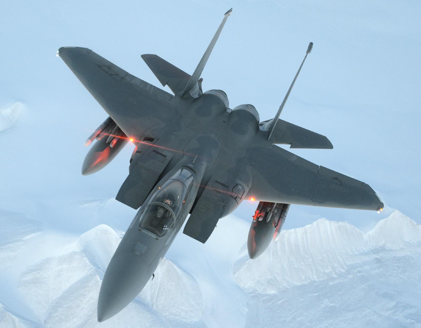 North Korea Nightmare: 5 Ways the U.S. Air Force Could Strike Kim