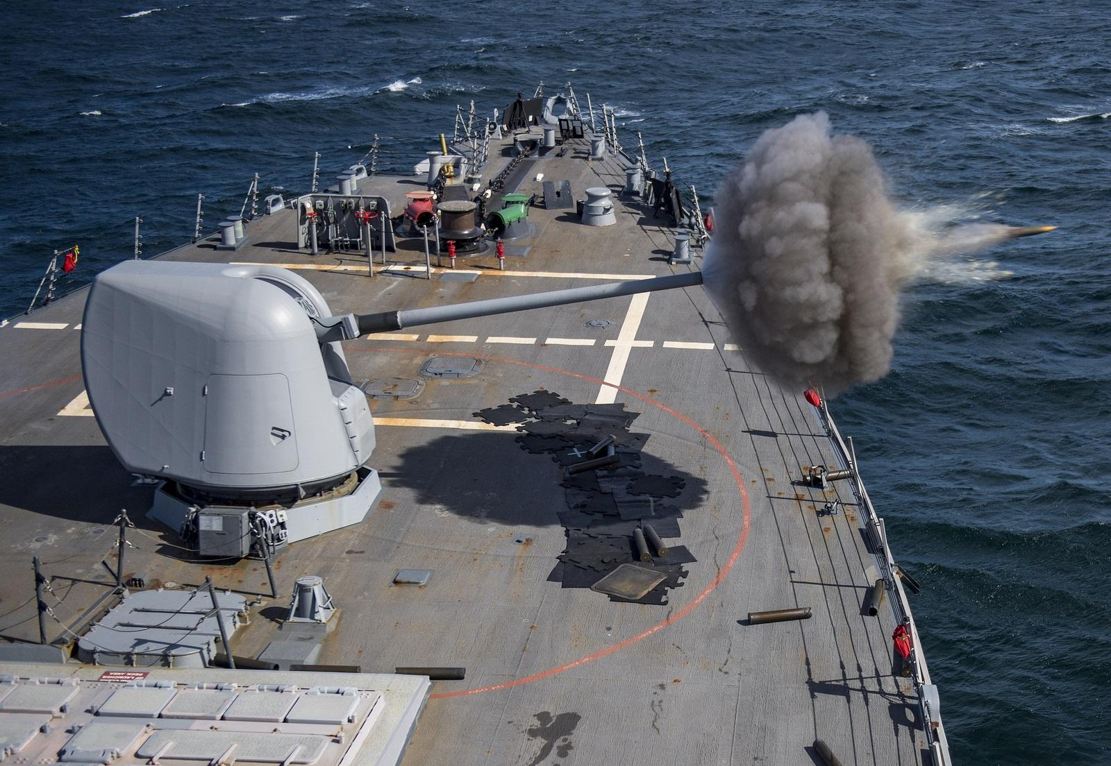 "Mach 7.3 'Bullets': The U.S. Navy Tested a ""Hypervelocity ..."