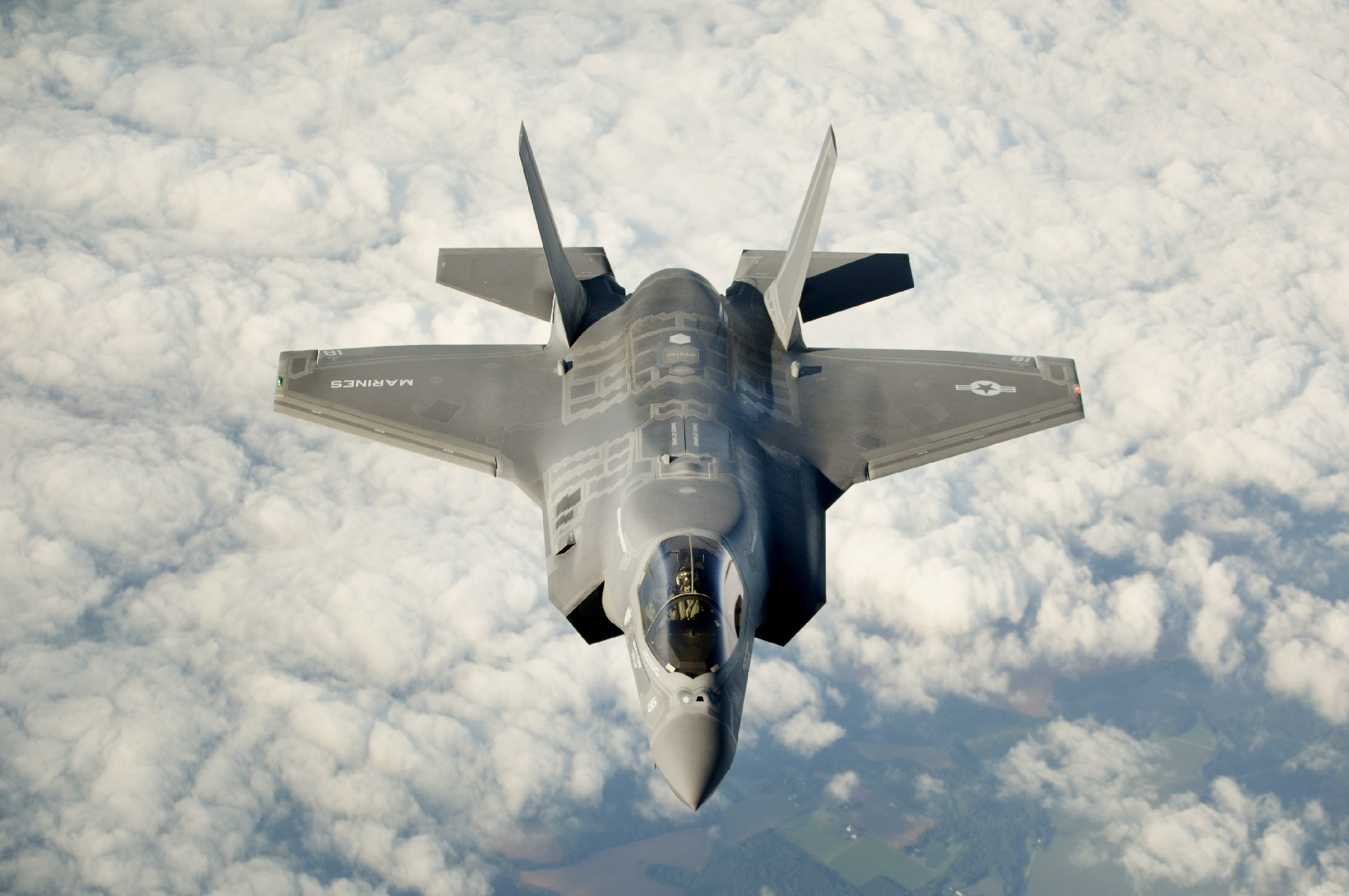 Israeli Air Force's F-35 Stealth Fighter Went Into Iran's Airspace: